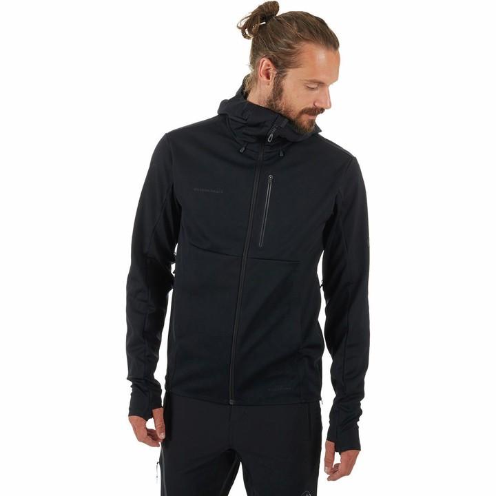 Mammut Ultimate V SO Hooded Jacket - Men's
