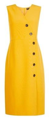 Dorothy Perkins Womens Yellow V