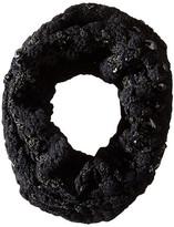 BCBGMAXAZRIA Crystal Crochet Cowl