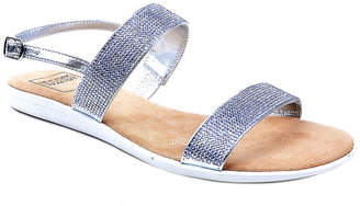 New York Transit Womens Go-Party Strap Sandals