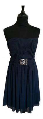La Perla Navy Silk Dresses