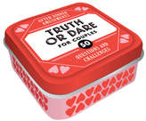 Chronicle Books After Dinner Amusements: Truth or Dare for Couples