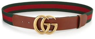 Gucci GG Webbing Belt