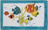 Creative Bath Creative BathTM Rainbow Fish Bath Rug