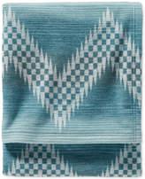Pendleton Willow Basket Organic Cotton Jacquard Blanket