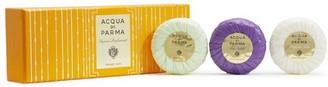Acqua di Parma Nobili soaps set 3x80 g