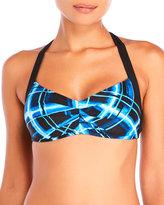 Carmen Marc Valvo Manhattan Liz Halter Bikini Top
