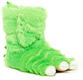 Carter's Carter&s Shasha 3 Monster Feet Faux Fur Slipper (Toddler & Little Kid)