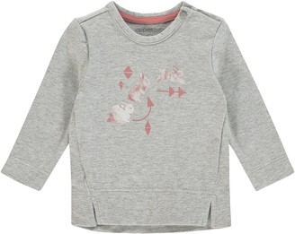 Noppies Baby Girls' G Tee ls Thaxer Longsleeve T-Shirt