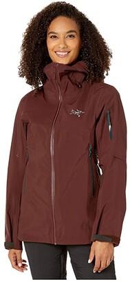 Arc'teryx Sentinel AR Jacket (Flux) Women's Clothing