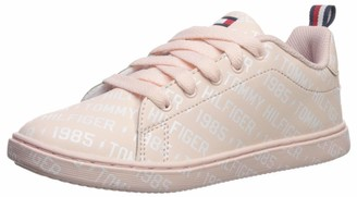 Tommy Hilfiger Kid's Iconic Court Logo Sneaker