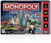 Hasbro Monopoly Here & Now Game by