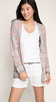 Esprit OUTLET abstract print cardigan