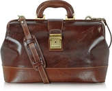 Chiarugi Handmade Leather Professional Doctor Bag