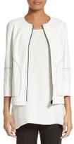 Lafayette 148 New York Women's Levine Leather Jacket