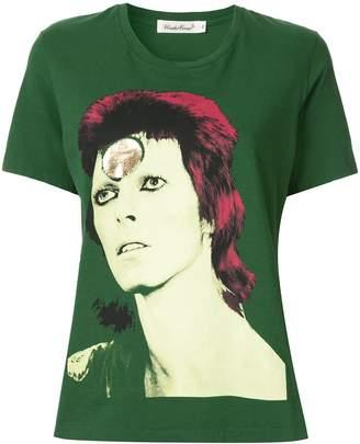 Undercover Bowie print T-shirt