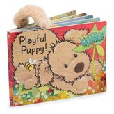 Jellycat Playful Puppy Book