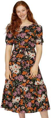 Princess Highway Honey Floral Dress