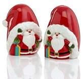 Martha Stewart Collection Vintage Holiday Santa Salt & Pepper Shaker Set