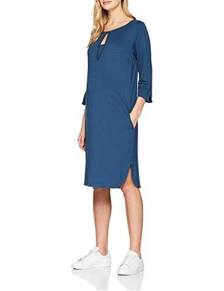 Noppies Women's Dress nurs 3/4 SLV Kaya,(Size of : M)