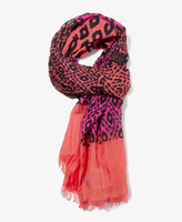 Forever 21 Abstract Geo Scarf