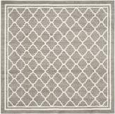 Safavieh Amherst Collection AMT422R Indoor/Outdoor Square Area Rug, 9 Feet Square