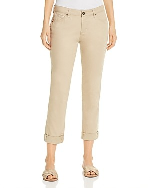 Jag Jeans Style Portfolio Carter Girlfriend Skinny Jeans in Khaki