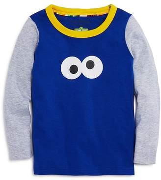 Sesame Street Isaac Mizrahi Loves Unisex Cookie Monster Tee, Baby, Little Kid - 100% Exclusive