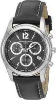 Frederique Constant Men's FC-292BS4B26 Junior Chronograph Dial Watch