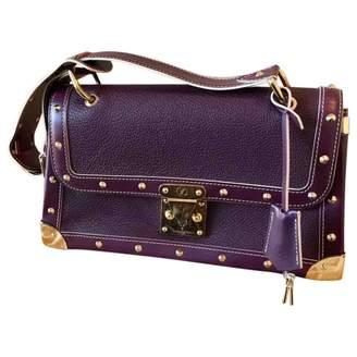 Louis Vuitton Le Talentueux Purple Leather Handbags