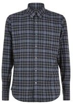 Tom Ford Flannel Checked Shirt