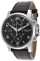 Montblanc Mont Blanc Men's 105077 Timewalker Analog Display Swiss Automatic Watch
