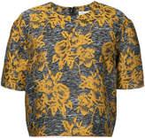 Public School Dolores cropped blouse