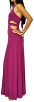 Clayton Halter Maxi Dress
