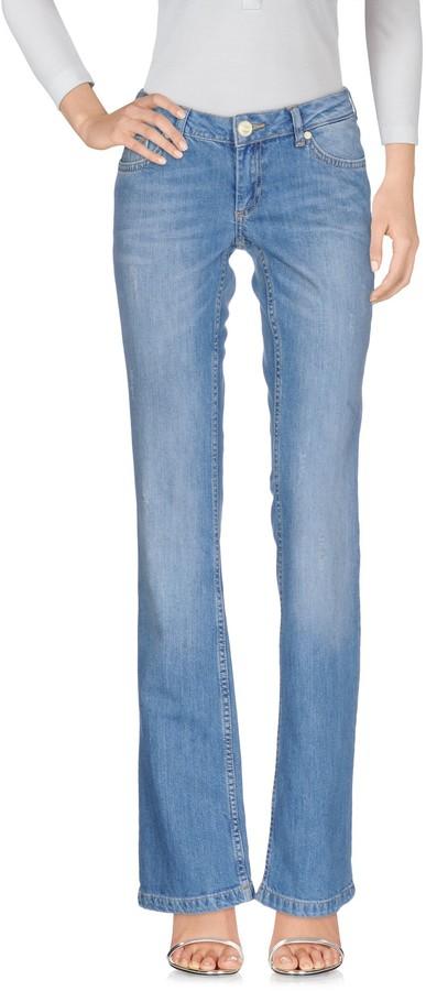 Silvian Heach Denim pants - Item 42656060BH