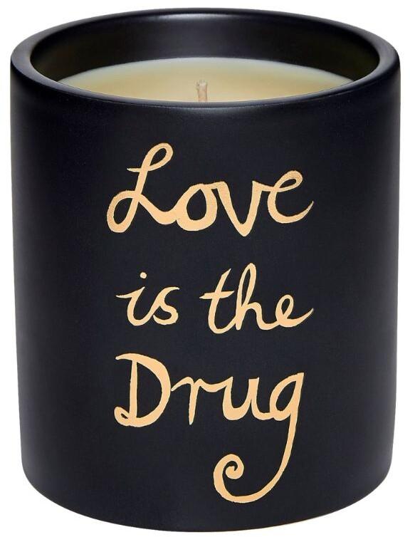tubéreuse et bois de santal 70 g NOUVEAU Bella Freud Candle-Loving-mini format voyage