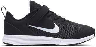 Nike Kids Downshifter 9 Leather Trainers