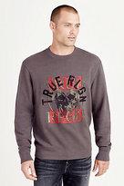 True Religion Crewneck Mens Sweatshirt