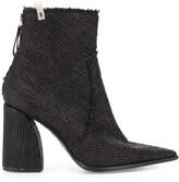 Premiata 100mm block heel boots