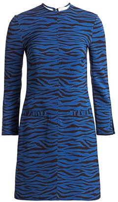 A.L.C. Noelle Tiger-Print Dress