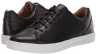 Clarks Un Costa Lace (Black Leather) Men's Shoes