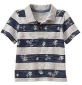 Gymboree Island Stripe Polo