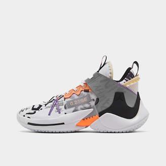 "Nike Men's Jordan ""Why Not?"" Zer0.2 SE Basketball Shoes"