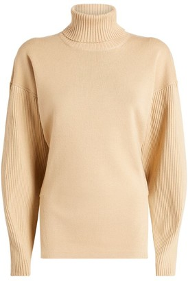 Jonathan Simkhai Eleanor Tie-Back Sweater
