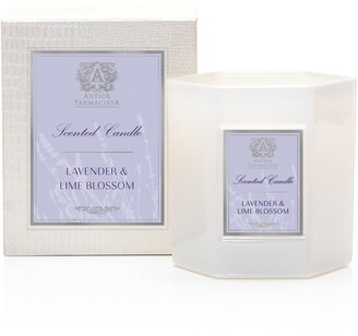Antica Farmacista Lavender and Lime Blossom Candle