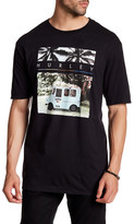 Hurley Sharks Cove Graphic Tee