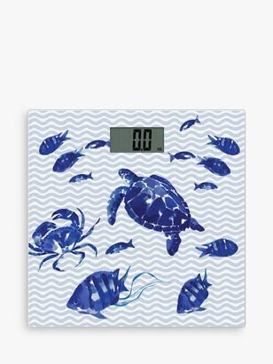 John Lewis & Partners Coastal Bathroom Scales
