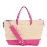 Danzo - Canvas Diaper Bag - Pink