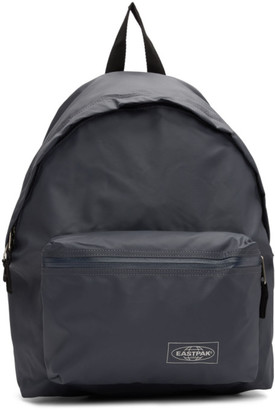 Eastpak Navy Topped Padded Pakr Backpack
