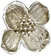 Tiffany & Co. .925 Sterling Silver Flower Pin Vintage Brooch